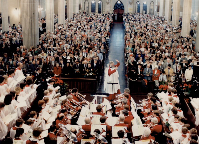 Music of Christmas St. Paul's Anglican Church 1985