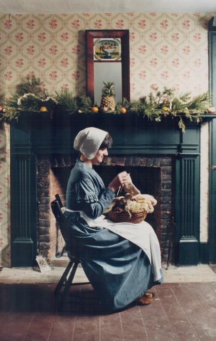 Colonial Christmas 1986