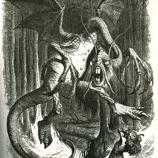 The-Jabberwocky-Illustration