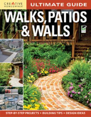 Walks  patios & walls