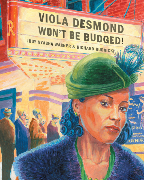 Viola Desmond Wont Be Budged