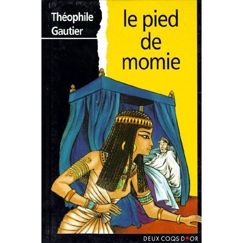 Le-pied-de-momie by Theophile Gautier