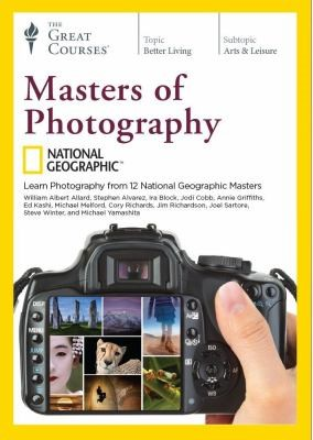 Master of Photography Nat Geo 2014