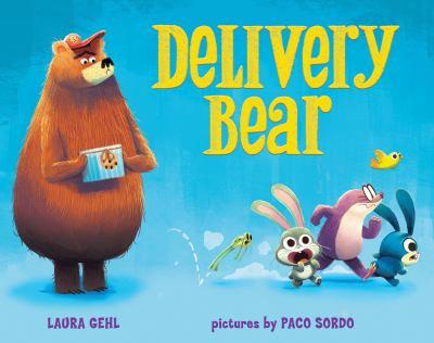 Devlivery Bear