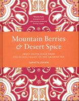 Mountain berries and dessert spice