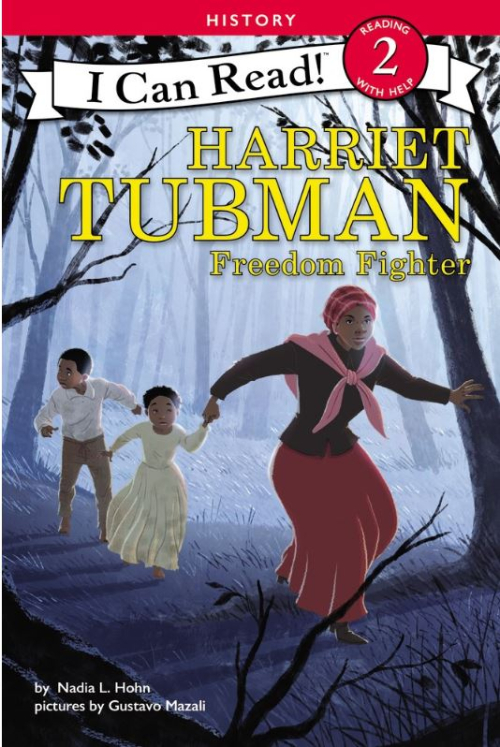 Harriet Tubman Freedom Fighter