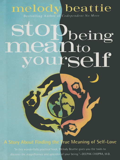 Book cover for Stop Being mean to Yourself