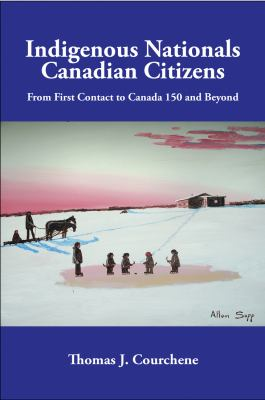 Indigenous Nationals Canadian Citizens