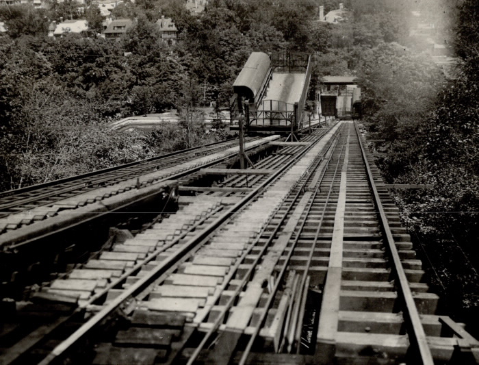 Hamilton Incline Railway 1930