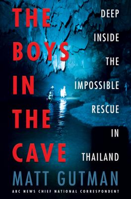 Boys in the Cave by Matt Gutman