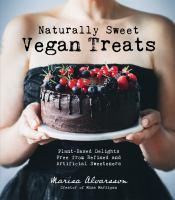 Naturally sweet vegan
