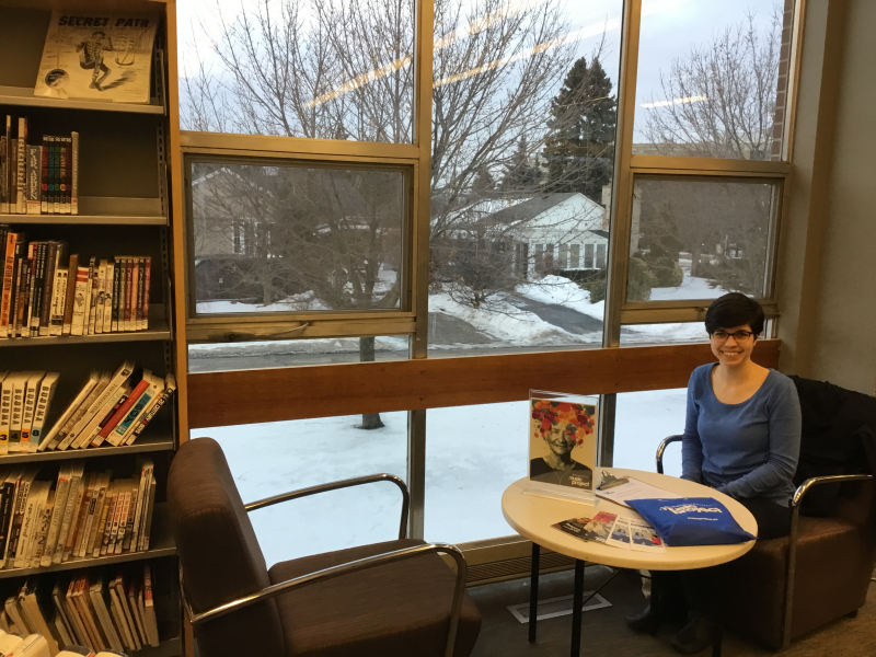 AST Volunteer at Don Mills branch