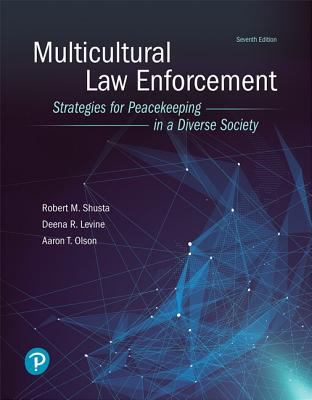 Multicultural law enforcement - strategies for peacekeeping in a diverse society