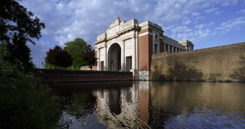Charles Smith Menin Gate 1