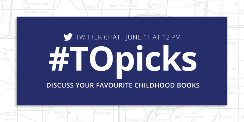 Top Picks-Twitter Chat-June 2019