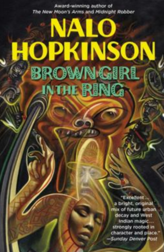 Book cover - Brown Girl in the Ring