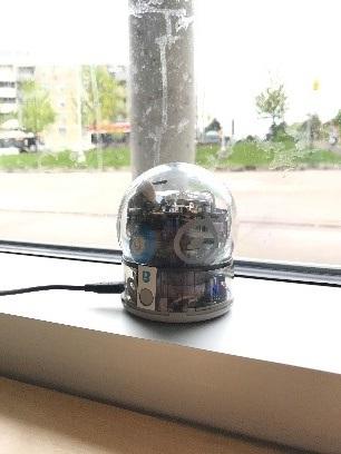 Sphero charging