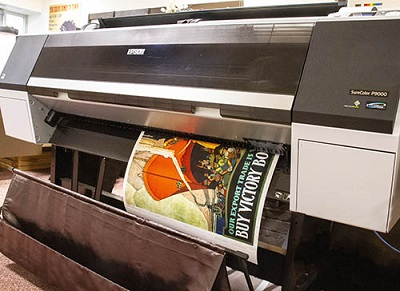 Print Reproduction Printer