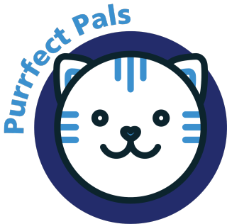 Purrfect Pals Logo