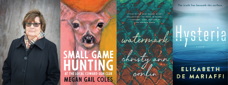 Maureen Jennings, Small Game Hunting, Watermark and Hysteria