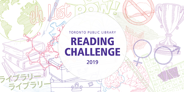 Library Reading Challenge-Blog banner