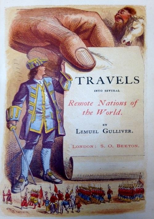 Gulliver's Travels 1864