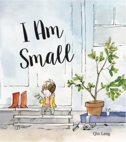 Book cover - I Am Small