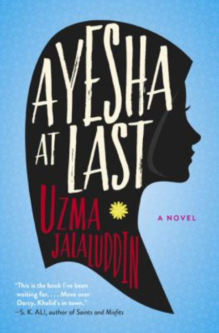 Book cover - Ayesha at Last