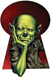 Green Man - Frank Kelly Freas