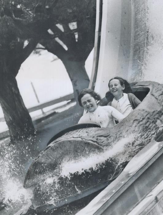 Centreville Amusement Park, Doug Griffin, Toronto Star Photo Archive, 1972