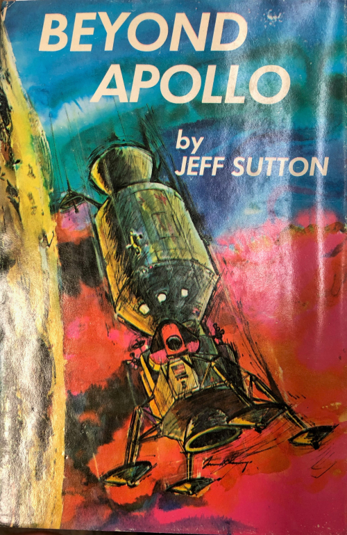 Beyond Apollo by Jeff Sutton