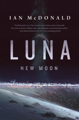 New Moon (Luna book 1)