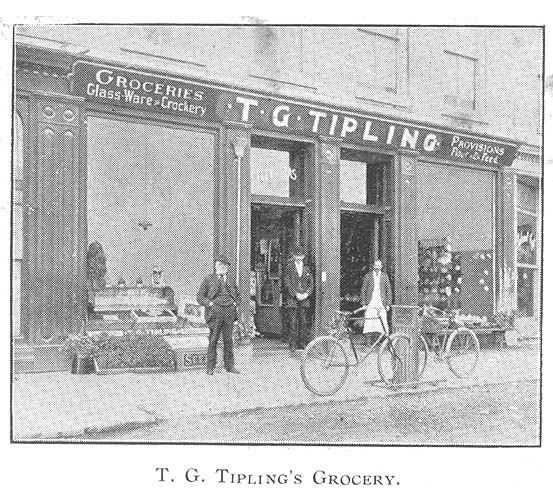 T. G  Tipling's Grocery