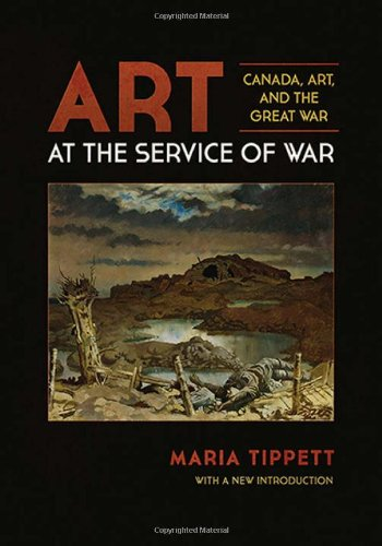 Art at the service of war  Canada  art  and the Great War