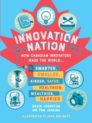 Innovation nation by David Johnston