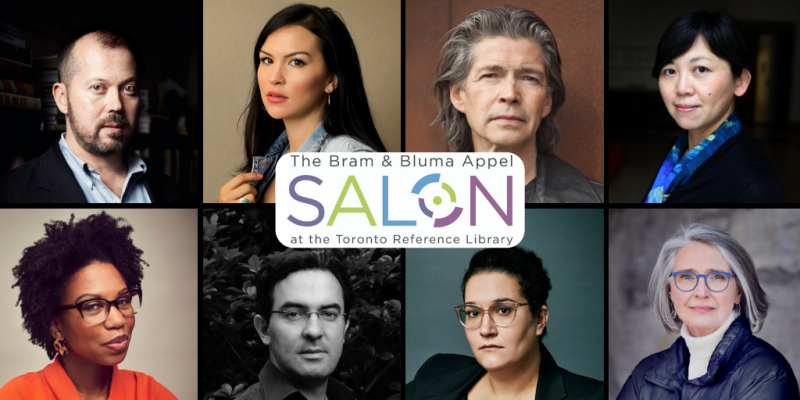 Appel Salon Fall 2019 banner