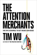The Attention Merchants book cover