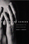 Behind the Screen book cover