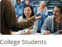 College Students image