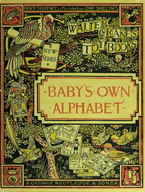 Baby's Own Alphabet 1875