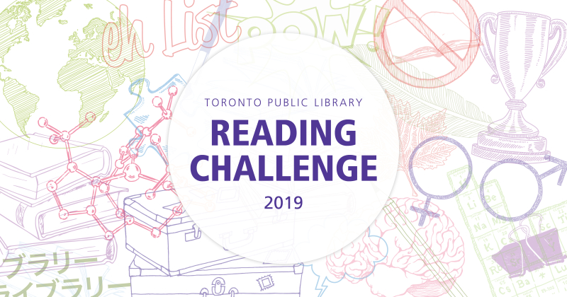 Library Reading Challenge-Facebook