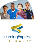 Logo-Learning Express Library