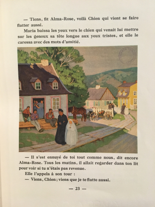 Maria Chapdelaine 3
