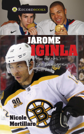 Jarome Iginla How the NHL's First Black Captain Gives Back