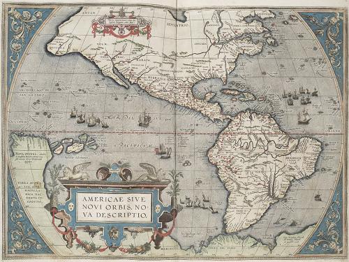 Theatrvm orbis terrarvm  1592