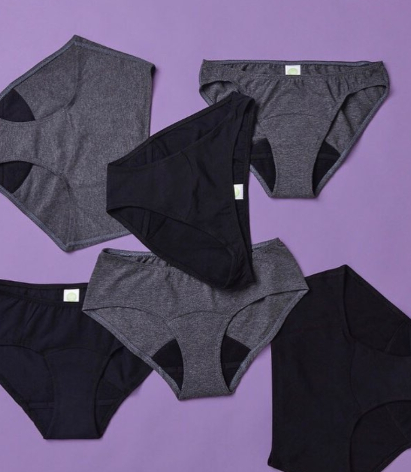 Menstrual underwear