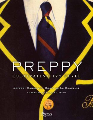 Preppy  cultivating Ivy style