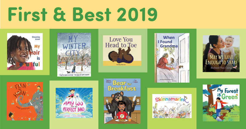 2019 First and Best books