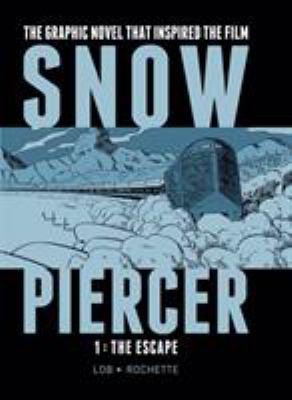 Snowpiercer graphic novel cover