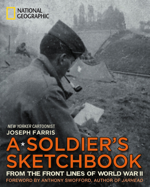 A Soldier's Sketchbook From the Front Lines of World War II